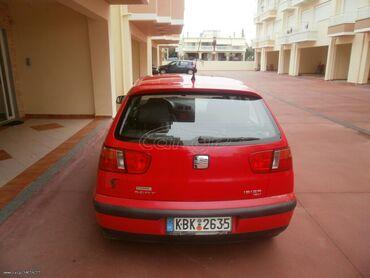 Seat Ibiza 1.4 l. 2001 | 297940 km