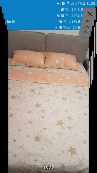 Pamucna haljinaduzina cm - Srbija: Pamucna posteljina,100%pamuk, dva licaČarsav : 220 cm X 240