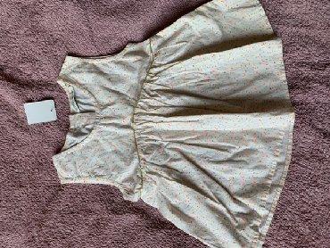 детские коктельные платья в Кыргызстан: Новое Платье на малышку до 6 мес 100 сом# платье для новорождённого #