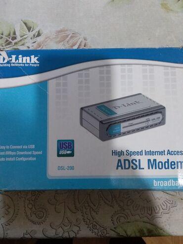 adsl - Azərbaycan: ADSL modem DSL 200