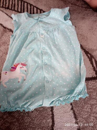 Картерс песочница на 2 годика Платье новое на 2 годика  Обе за 300 сом