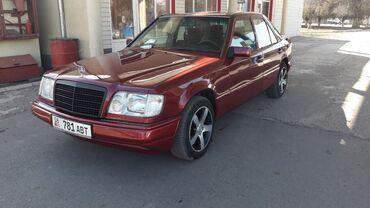 купить запчасти на мерседес 124 в Кыргызстан: Mercedes-Benz E 220 2.2 л. 1995