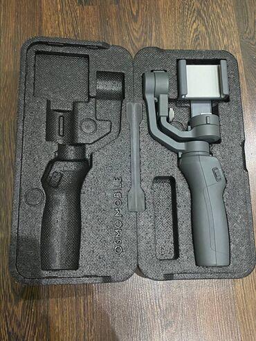 Фото видеокамера - Кыргызстан: Продаю Стабилизатор DJI Osmo Mobile 2В идеальном состоянии, почти как