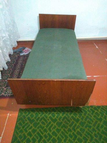Советские кровати 2е штуки с матрасовкой,за обе ПРОШУ 2000тыс. в Токмак