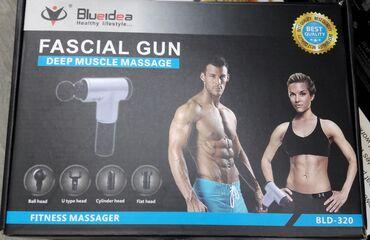 Fascial gun masaj aparati.En ucuz bizde super keyfiyyet