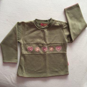 Dečija odeća i obuća - Pirot: Decja termo bluza, nova, vel. 5
