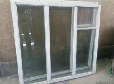 Продаю окна в хорошем состояние, без трещин. 5 шт. Разных размеров. Не
