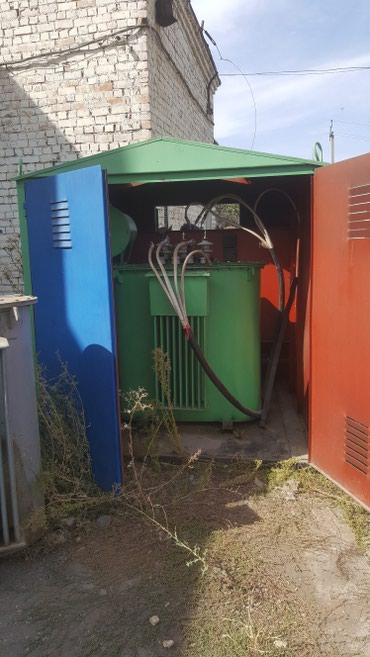 Продаю Трансформатор 400/10/04 В комплекте с гктп в Бишкек