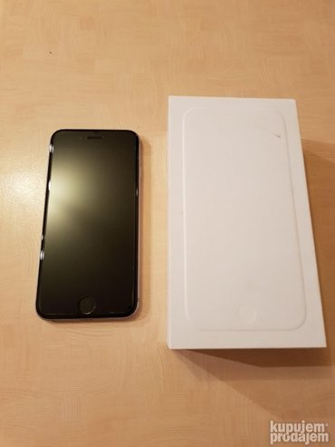iPhone 6 Space Gray 16gb  - Beograd