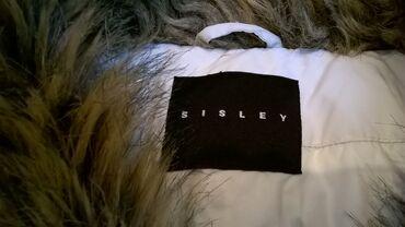 Μπουφάν Sisley No.S  Το μπουφάν είναι σε άριστη κατάσταση