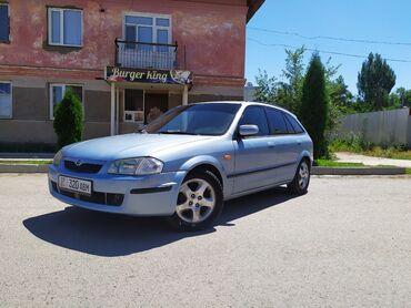 Транспорт - Талас: Mazda 323 1.5 л. 1999 | 277853 км