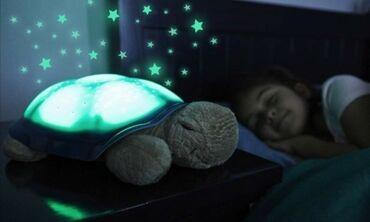 Muzička svetleća kornjaca -ZVEZDANO NEBO-AKCIJAIdealan poklon za decu