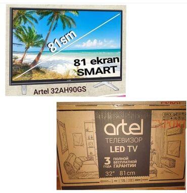 aka - Azərbaycan: ‼ ARTEL - Tv‼Təzə və upakofkada.Anbardan satış. Qiymət : 300 azn.Smart