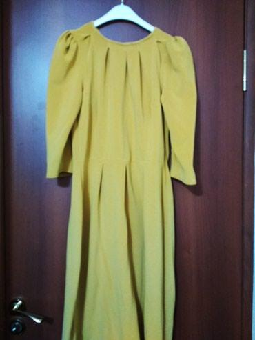 Платье сшитое на заказ в Кок-Ой