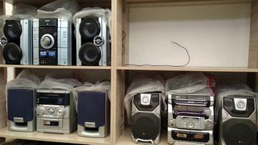 Продаю как усилители подкл. серез аукс к телефону телевизор и т. д. в Бишкек