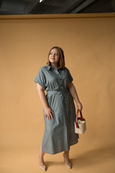 Одежда для полных девушек в стиле в Бишкек