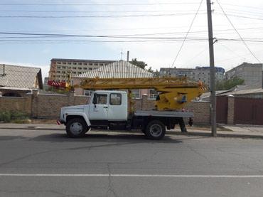 Есть варианты.Авто-вышка длина стрелы в Бишкек