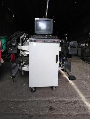Инструменты для авто в Кыргызстан: Развал, схождение лазерный. bosch привёз из германии