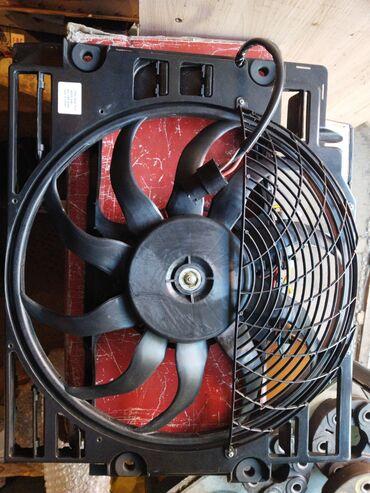 Электро вентилятор на БМВ е 38