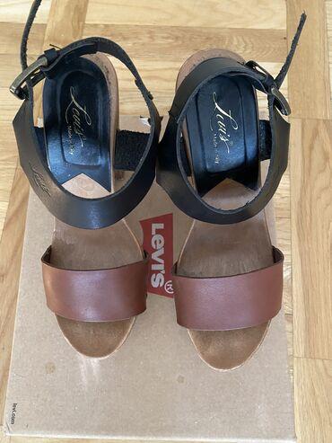 Levis sandale, nosene. 37