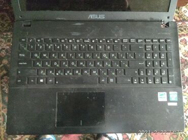 Продаю ноутбук цена 6000 сом.ноутбук рабочий. Харда нет. Из минусов