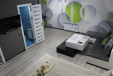 Посуточная аренда квартир - Собственник - Бишкек: Квартира на часы,условия супер!  Новая гостиница со свежим ремонтом,ме