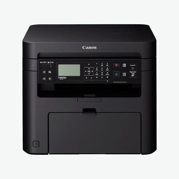 Принтер Canon MF232w 3 в 1. Ксерокопия, печать, сканер, поддержка wi