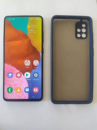 Samsung - Bakı: Samsung A51 | 4 GB | Sensor, Barmaq izi, İki sim kartlı