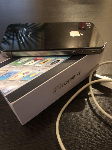 iphone 4 telefonunu al - Azərbaycan: IPhone 4 16 GB Qara