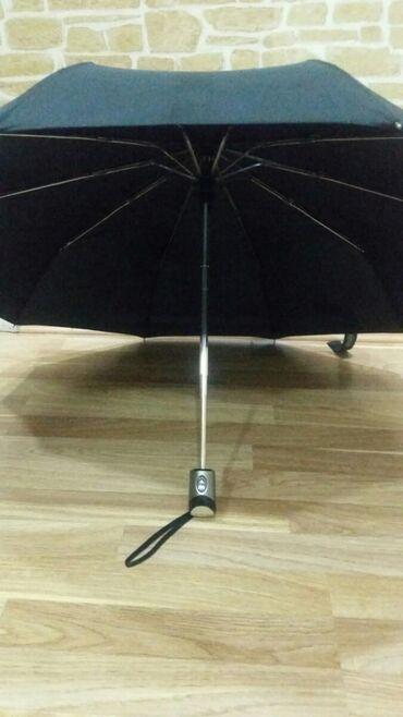 Digər - Azərbaycan: Зонт новый(чёрный)