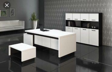 Ofis mebeli sifarişle yiğilir istediyiniz rengde ve dizaynda qiymet в Bakı