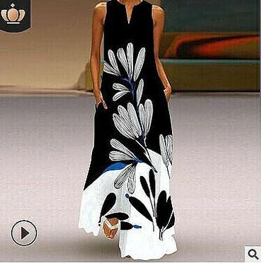 Летнее,лёгкое платье с 3д принтом. Новинка в Бишкеке! Будь модной!