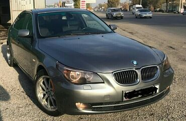 бу резина 2055516 в Кыргызстан: BMW 5 series 3 л. 2008 | 161000 км