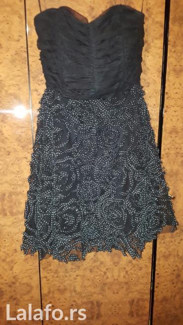 Atraktivne marame - Srbija: Prelepa atraktivna svecana haljina, jednom obucena, kupljena u aveniji