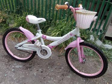 Спорт и хобби - Сокулук: Велосипед для детей среднего возраста, 7+ лет. Продается велосипед в