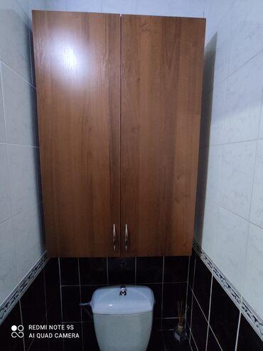 Мебель - Бишкек: Шкаф навеснойПрактически новый. Пользовались не больше года