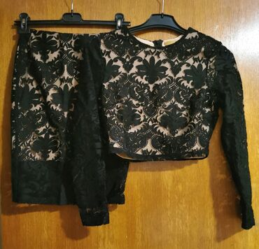 Pencil suknja afroditemodecollection - Srbija: H&M KompletPolovan, super stanjeMekana cipkaSuknja je u XS