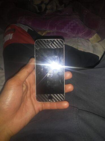 Б/У iPhone 5s 16 ГБ Серебристый
