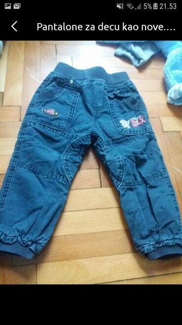 Dečije Farmerke i Pantalone | Sokobanja: Pantalone i donji delovi za decu.pogledajte i ostale moje oglase