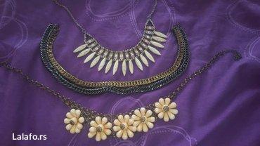 Ogrlice 3 za 800,pojedinacno po 400 dinara - Kovacica