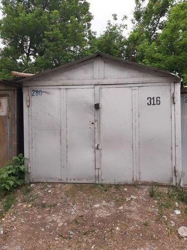 Недвижимость - Каракол: Продается железный гараж
