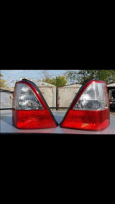 Автозапчасти в Душанбе: Продаю задние стопы на одиссей состояние идеал