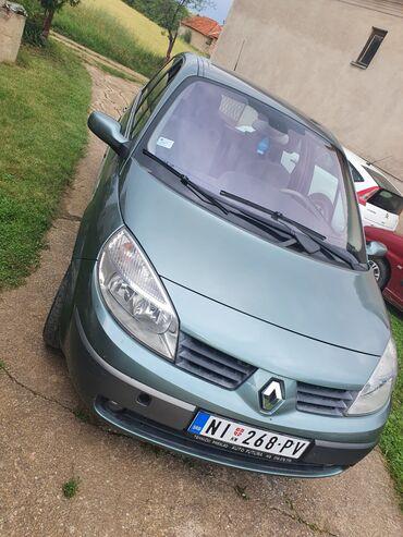 Polovni automobili - Nis: Renault Scenic 1.9 l. 2003   250000 km