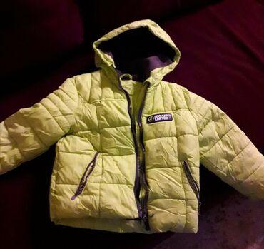 Zimska jakna za dečake veličina 98
