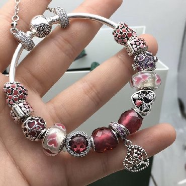 Шармы - Кыргызстан: Новые серебряные Шармы и Браслет PANDORA  Самый лучший подарок для ваш