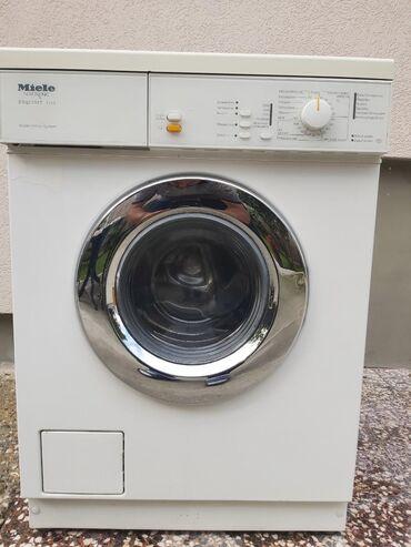 Carlo colucci - Srbija: Frontalno Automatska Mašina za pranje Miele