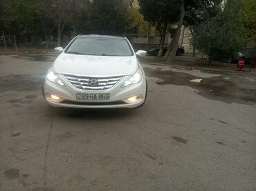 arenda avtomobiller в Азербайджан: Hyundai Sonata 2 л. 2012