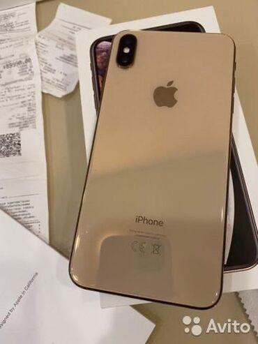 Б/У iPhone Xs Max 64 ГБ Золотой