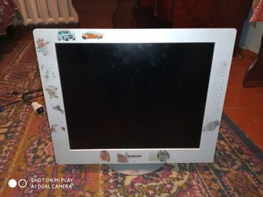 Электроника - Юрьевка: Продаю монитор sony в хорошом состоянии, разширении 1280х1024