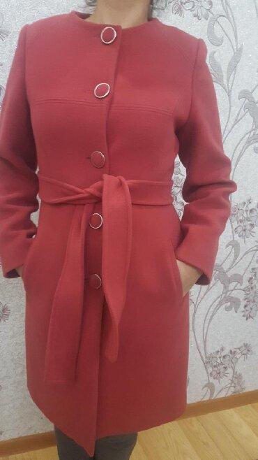 женские кофты из кашемира в Кыргызстан: Пальто 40размер кашемир